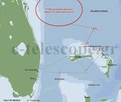 Bermuda Triangle Map The Bermuda Triangle