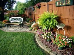 Landscaping Ideas For Small Backyards Backyard Simple Ideas Landscaping Ideas Small Backyard Deck Top