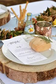 Easy Italian Dinner Party Recipes - rustic italian dinner party and gluten free tiramisu rustic