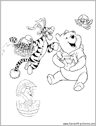piglet and tigger coloring pages