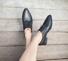 Black Comfort Shoes Women Textured Shoes Womens Comfortable Shoes Branded Shoes For