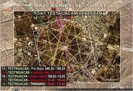 Teotihuacan Map Nazca U2013 Flight Map Part 3 3 Sector 1 U003c Nazca Lines
