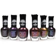 amazon com new kleancolor 3d duochrome nail polish lot of 6