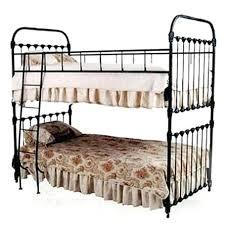 Iron Bunk Bed Wrought Iron Bunk Beds Sgmun Club