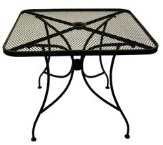 small wrought iron table wrought iron patio table bepopular me