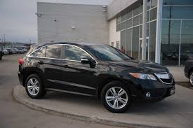 acura station wagon used 2013 acura rdx tech package 6sp at in winnipeg mb s 183901