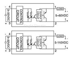 single phase dc to dc solid state relay