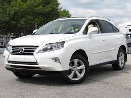 2013 lexus rx350 used 2013 lexus rx 350 fwd 4dr carolina 2t2zk1ba9dc099468