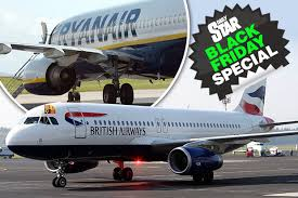 best travel deals black friday black friday best flight deals 2016 british airways ryanair and