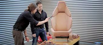 Car Upholstery Company Why Ford Uses Clay To Design Car Seats
