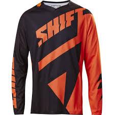 shift motocross gear shift mx 3lack mainline jersey reviews comparisons specs
