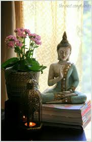 buddha at peace relax om home decor pinterest buddha