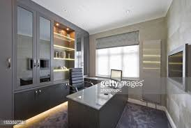 Beautiful Home Offices Beautiful Home Office Stock Photo Getty Images