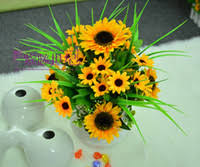 Artificial Sunflowers Best Artificial Flowers Living Room To Buy Buy New Artificial