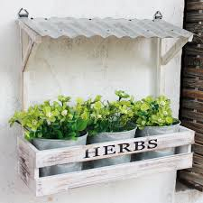 Wall Hanging Planters by Compare Prices On Wooden Hanging Planters Online Shopping Buy Low