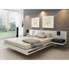 Modern Bedroom Furniture Calgary Lv Modern 20 White New Design Modern Platform Bed