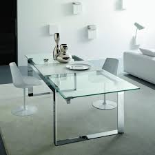 Round Glass Top Dining Room Tables by Dining Tables Glass Dining Table Set 6 Chairs Round Glass