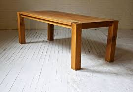 oak dining room table with bench dining room table