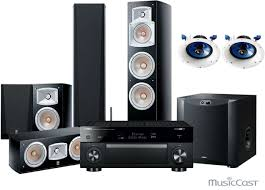 dolby atmos home theater system yamaha yht 9940 home theatre package includes rx v1083 av receiver