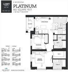mint floor plans mint condos oakville ontario vip platinum 416 896 3333