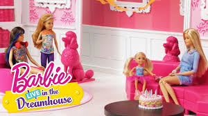 happy birthday chelsea barbie live dreamhouse barbie