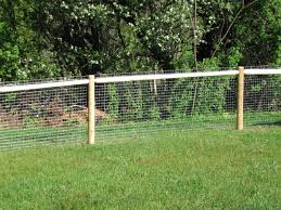 how to build a quick easy and inexpensive dog fence would be great for other farm uses too canine agility dog fence fences and farming