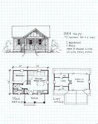 Floor Plans For Small Cabins One Bedroom Log Cabin Floor Plans