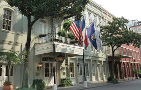 New Orleans Flag Bienville House Luxury New Orleans Hotel
