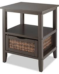 Accent End Table Cyber Monday U0027s Hottest Deal On Whitmor Bahama 1 Drawer Accent End