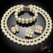 beads necklace designs images Latest design beads necklace sets pearl necklace designs small jpg