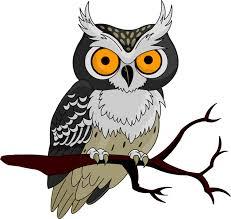 owl halloween clipart clipartxtras