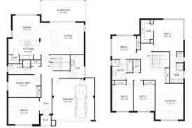 21 two story house floor plans 2 storey house floor plan autocad