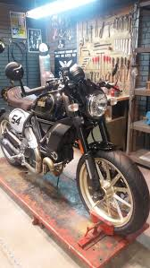 15 best cafe racer suzuki gs 400 images on pinterest cafe racers