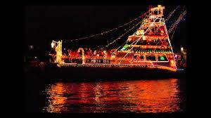 ft lauderdale 2011 boat parade youtube