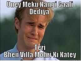 Funny Hyderabadi Memes - hyderabadi meme quickmeme