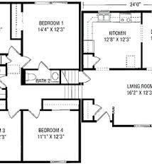 split level homes floor plans split level floor plans novic me