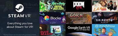 amazon com htc vive virtual reality system pc video games
