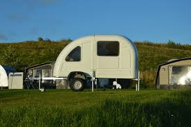 mini motorhome wide path camper launches foldable micro camper that can be towed