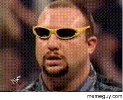 Sunglasses Meme - mrw someone says i look stupid in sunglasses meme guy