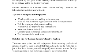 resume exles for objective section resume resume template simple resume objectives simple resume