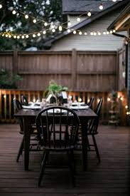 outdoor patio table lights 20 amazing string lights for your outdoor patio outdoor patio