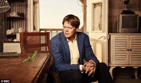 Chris Marshall Blind Faith Kris Marshall Quits Death In Paradise After Four Years Daily
