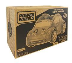 power wheels dora and friends volkswagen new beetle 6v battery