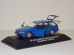 diecast toy vehicle display cases stands ebay schuco diecast 1 43 bmw e39 5 series touring wagon blue w display