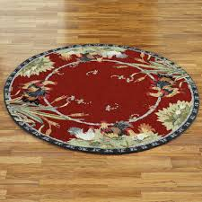 Red Kitchen Rugs Kitchen Unusual Round Kitchen Rugs White Round Rug U201a Black And