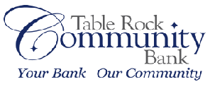 Table Rock Community Bank by Twilight