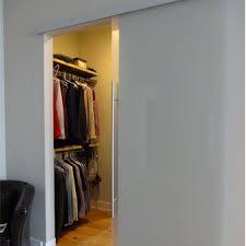 Door Closets Sliding Glass Mirrored Closet Doors Creative Mirror Shower