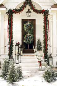 Christmas Decorations Outdoor by 118 Best Christmas Outdoor Decorating Images On Pinterest