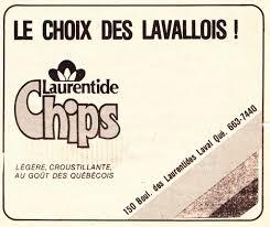 annonce chambre de commerce chips laurentide annonce parue en 1981 dans une revue éc flickr