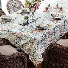 tablecloth for coffee table tablecloths shop for table linens online in canada simons